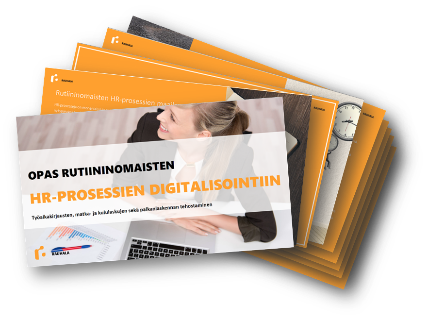 HR-prosessien digitalisointi
