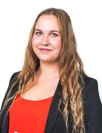 Niina Pajunen, sovellusasiantuntija