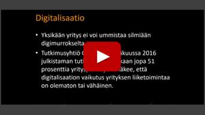 digitaalinen vai sähköinen taloushallinto